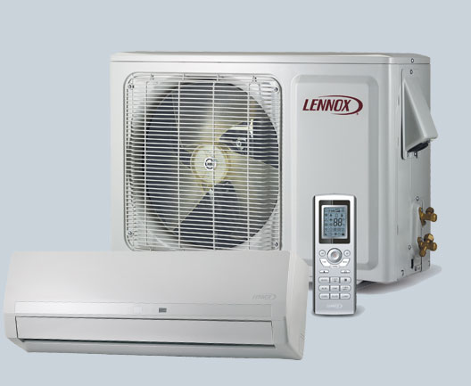 Popular uses of ductless mini split systems include for Fan motor for lennox air conditioner